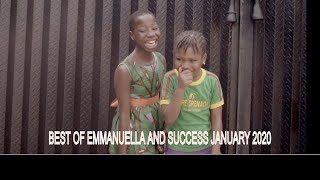 Best of Emanuella And Success January 2020 - MARK ANGEL TV