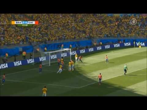 Alle Tore der K.O Phase der WM 2014 (Deutsches TV)