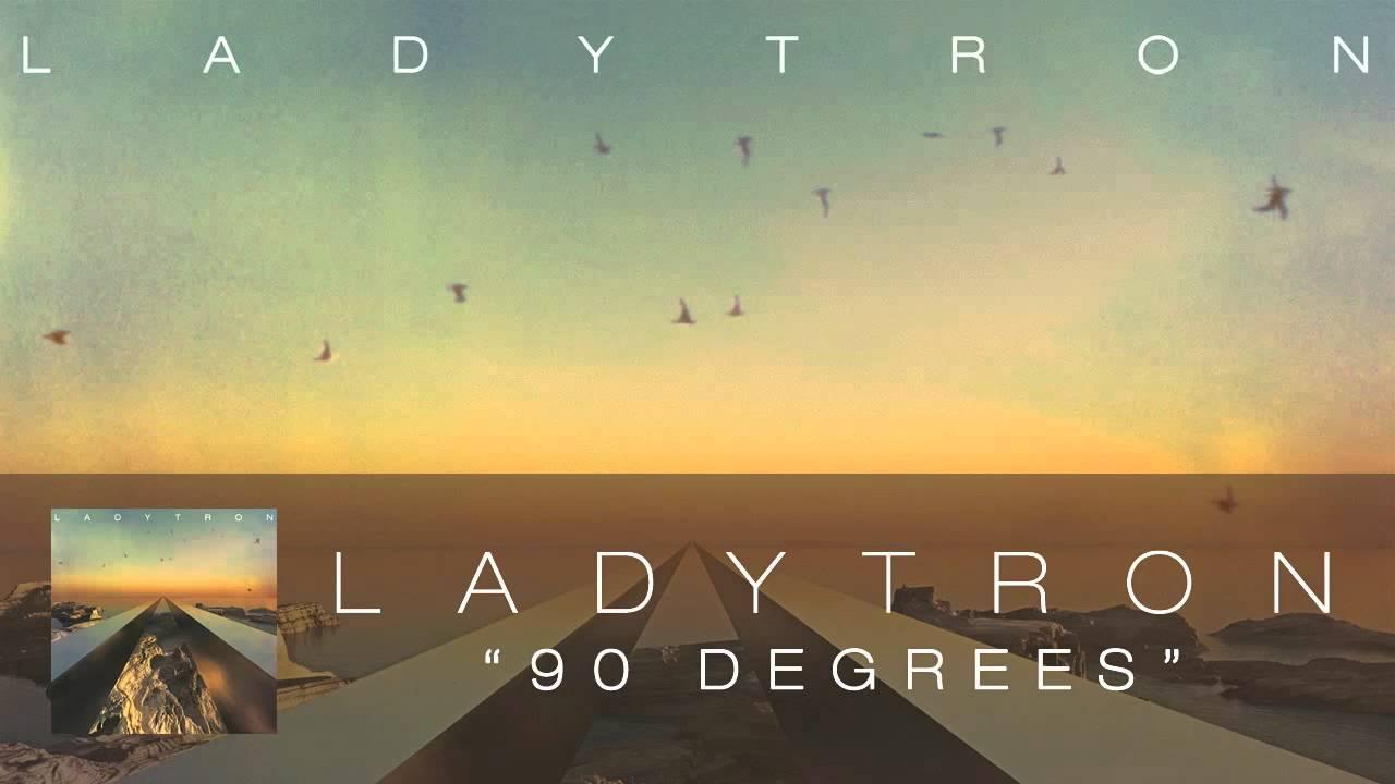 Download Ladytron -  90 Degrees [Audio]