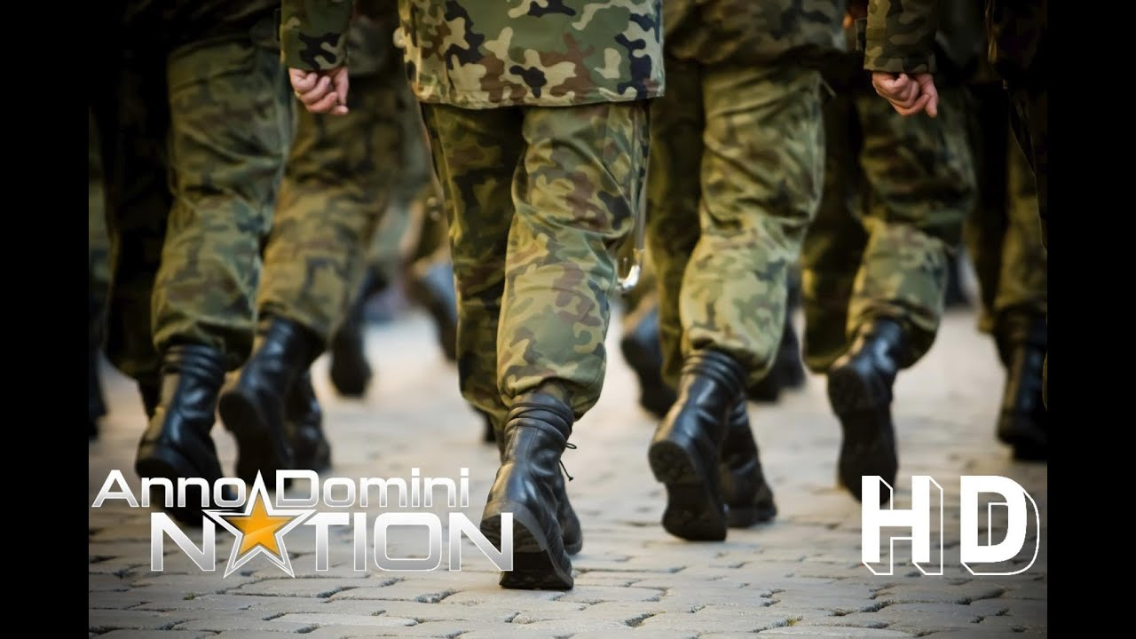 Army Marching Military Hip Hop Beat
