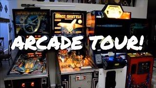 Arcade Tour - 2016