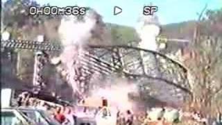 Paw Paw Bridge (comes tumbling down)