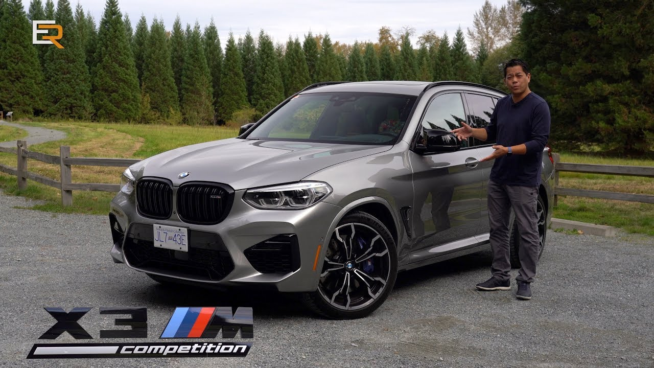 2020 Bmw X3m Competition Review Is This The Best M Vehicle Youtube