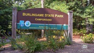 Burlingame State Park,RI