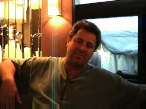 A Tour Bus Interview With Vince Gill