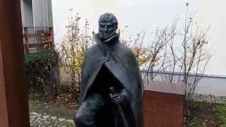 Denkmäler beleidigen 37 - Caspar David Friedrich in Greifswald und David Friedrich