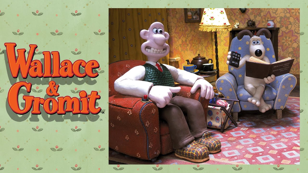 Wallace & Gromit's Cracking Contraptions - TheTellyscope - Wallace & Gromit's Cracking Contraptions - TheTellyscope
