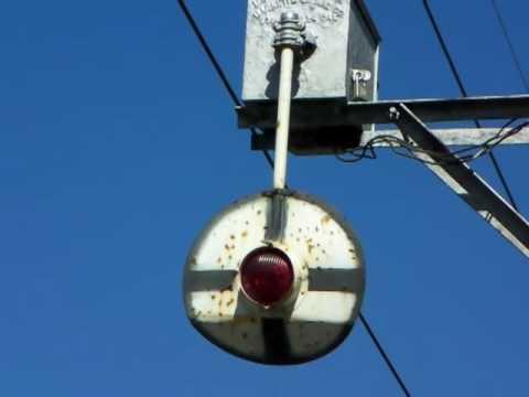 Wig Wag Railroad Crossing in Hawthorne, CA