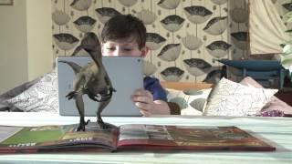 iExplore: Battling Dinosaurs