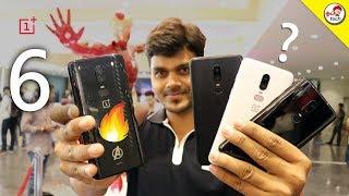 🔥 OnePlus 6 All Variants First Impression | எது வாங்கலாம் ? | Tamil Tech