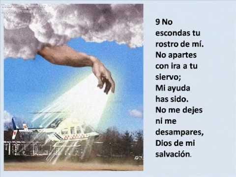 salmo 27(Recitado por el Hno. Agustin Vasquez Haro)