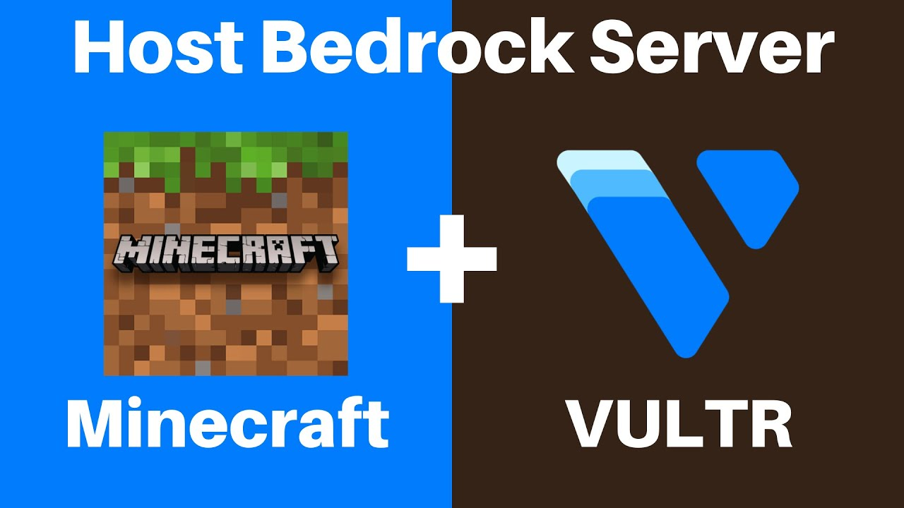 How to Host a Minecraft: Bedrock Edition Server On A VPS YouTube