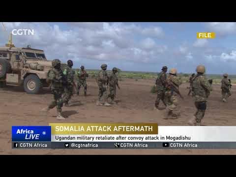 Ugandan military confirms killing 3 Somali soldiers