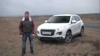 Peugeot 4008 2012 Videos