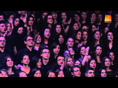 Sing Gloria - Cred in Tine (OFFICIAL VIDEO) Believe 2015