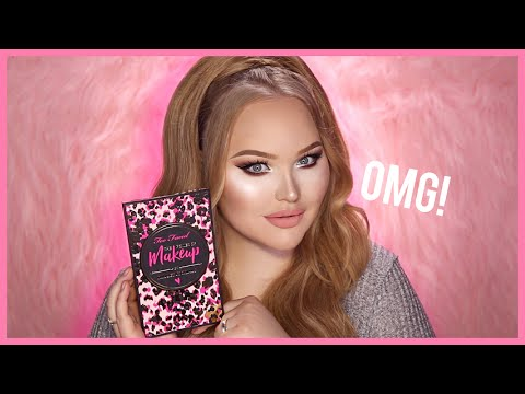 REVEALING The Power of Makeup by NikkieTutorials feat. TOO FACED COSMETICS