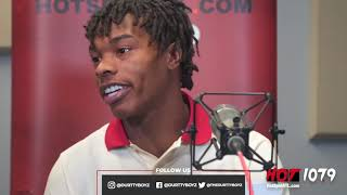 "Lil Baby - ""I signed Rylo Rodriguez because he's like one of us!"""
