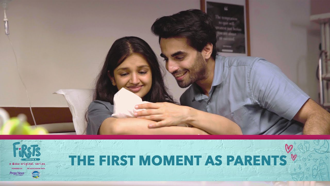 Download Dice Media | Firsts Season 6 | Web Series | Part 5 | The First Moment As Parents