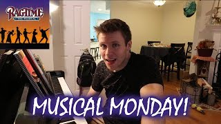 Wheels Of A Dream from RAGTIME | Musical Monday