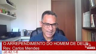 O ARREPENDIMENTO DO HOMEM DE DEUS