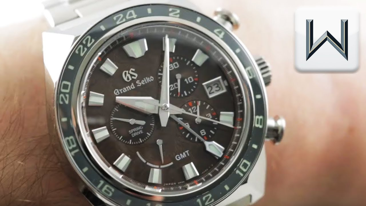 2019 Grand Seiko SBGC231 Spring Drive GMT Sport 9S 20th
