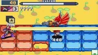 Mega Man Battle Network 6 - Netbattle: ThyGamePlaya VS ShadowRock
