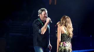 Lonely Tonight - Blake Shelton and Carly Pearce