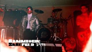 Rammstein Saafeld 1994 Audio Only