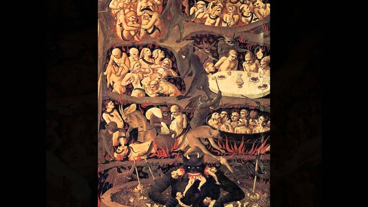 Renaissance Art Depictions Of Hell Decribes Caucasians ...