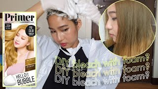DIY Bleach with Mise en Scene …