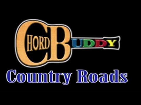 Country Roads Chordbuddy Lesson Youtube