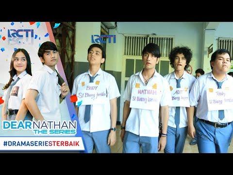 DEAR NATHAN THE SERIES - Nathan Selalu Belain Salma Saat Dibully Dinda [11 Oktober 2017]