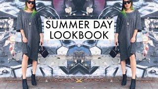 Summer Day Lookbook | soothingsista