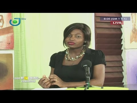 GOOD MORNING CAMEROON - (NEWS FLASH) - Mardi 20 Juin 2017 - Présentation : Inès CHOUTMOUN PANGANG