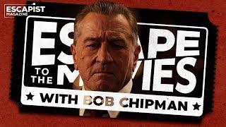 The Irishman Review | Escape to the Movies