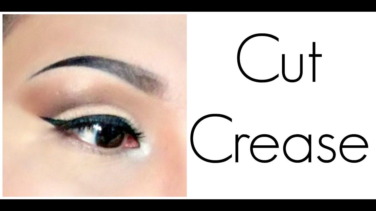 Cut Crease - YouTube - photo #6