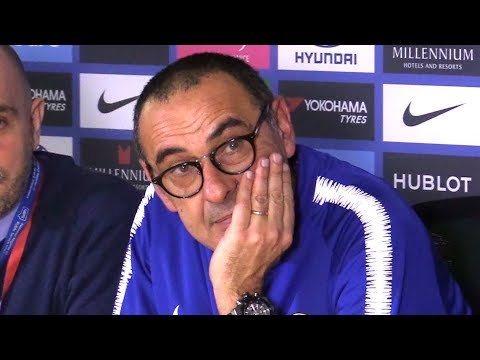 Chelsea 2-0 Manchester City - Maurizio Sarri Full Post Match Press Conference - Premier League Mp3