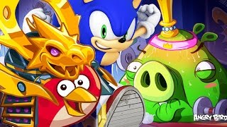 Angry Birds Epic RPG - Classic Sonic Dash Event Full  Battle Event