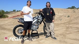 Colby Raha and Tyson Traner win Real Moto 2018 bronze | World of X Games
