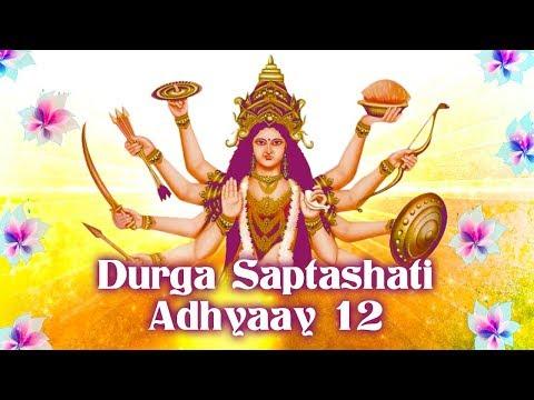 NAVRATRI SPECIAL | Durga saptashati Adhyaay - 12 (Hindi) | Anuradha Paudwal | Vivek Prakash | Kavita