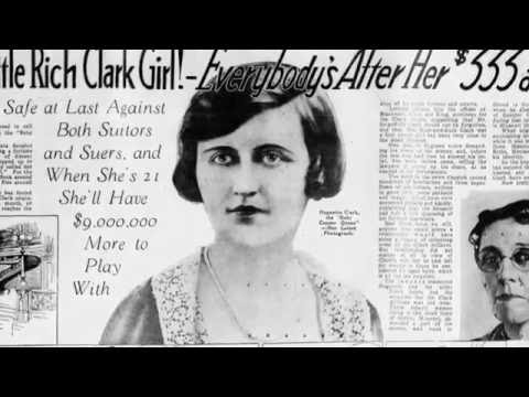 Indy Star: Poor Little Rich Clark Girl