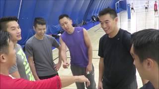 Volleyball @ Rideau Sports Center @ 2018-10-15 part 1