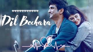 Dil bechara song Ringtone || download from link || Link is in description