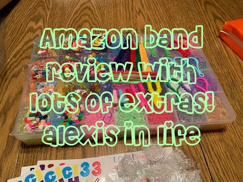 Amazon Band Review!