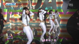 [LIVE]130421 Girl