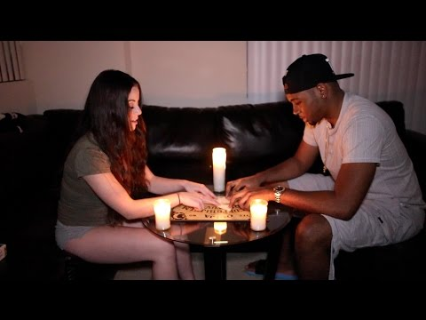 """THE OUIJA BOARD CHALLENGE! """"DO NOT TRY"""" 😱"""