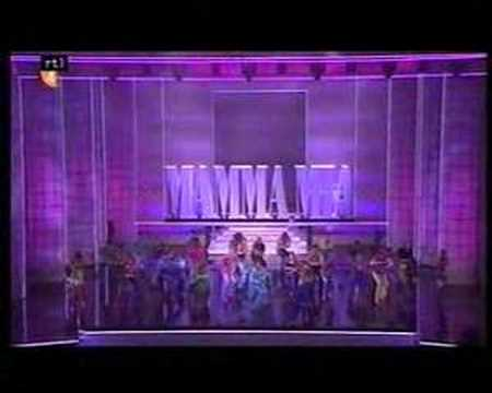 Musical Awards 2003 - Mamma Mia Medley