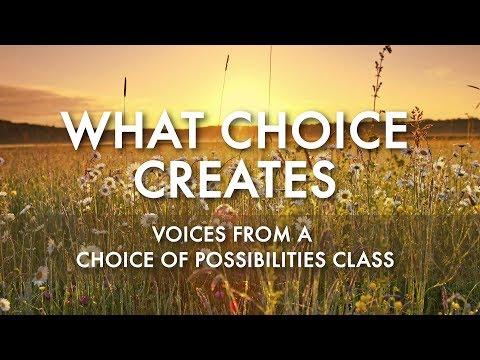 What Choice Creates