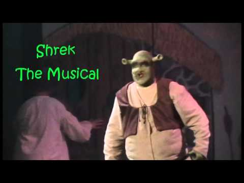 Shrek the Musical at the Rochester Opera House