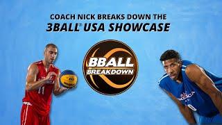 BBall Breakdown covers the 3BALL Showcase
